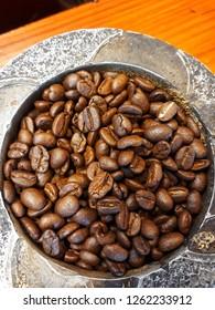 coffee cup coffee bean