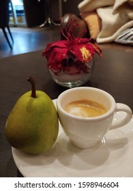 coffee and dessert  tea time in good place, cafe