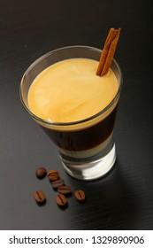 Coffee Espresso with condenced milk