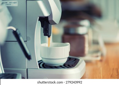Coffee machine Coffee can be a variety of dishes