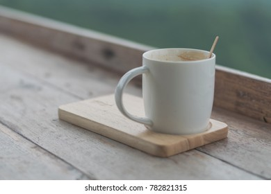 Coffee Makes Me Relax.