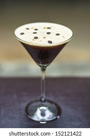 coffee martini alcoholic cocktail mix drink
