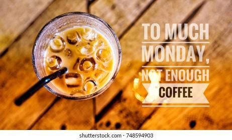 Milk Tea Quote Images, Stock Photos & Vectors | Shutterstock