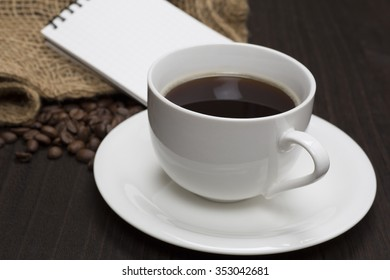 Coffee and rest