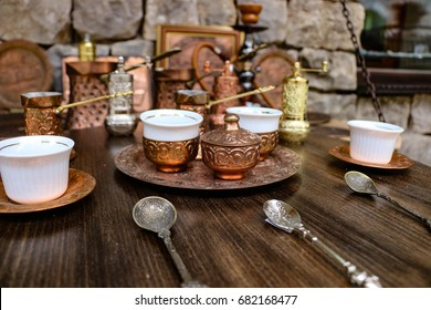 Coffee set in Bosnia