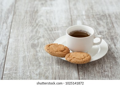 Coffee with snack