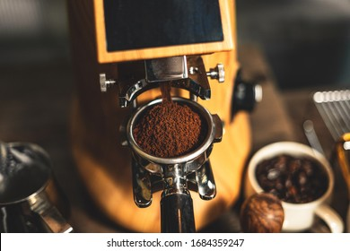 Coffee-Make coffee from the machine at home