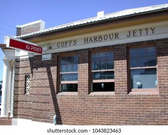 Coffs Harbour/austrailia - september 15, 2013:Buildings in Coffs Harbor