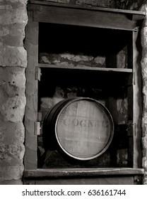 Cognac Keg