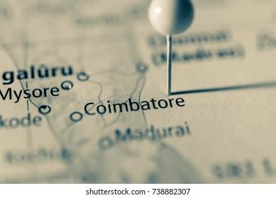 Coimbatore, India.