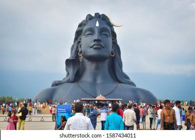 isha images stock photos vectors shutterstock https www shutterstock com image photo coimbatore india december 13 2019 people 1587434011