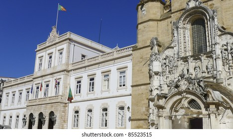 Coimbra, city of Portugal. This city has a great cultural legacy.