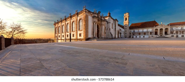 'Coimbra mon amour': Panorama of the university of Coimbra