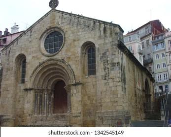coimbra portugal, church, arquitecture