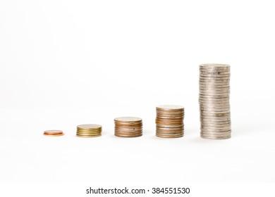 coin arrange as graph