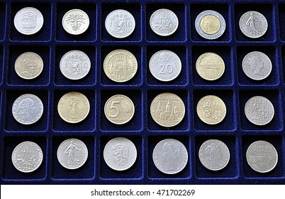 Coin Collection Images, Stock Photos & Vectors | Shutterstock