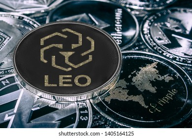 coin cryptocurrency leo bitfinex against the main alitcoins the Ethereum, dash, monero, litecoin