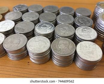 coin, money,thailand