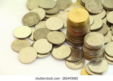 Coin stock