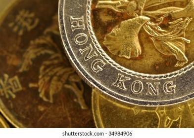 Coins 3(Hong Kong)