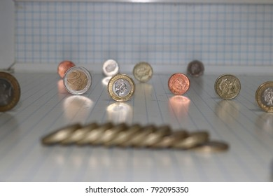 coins and change