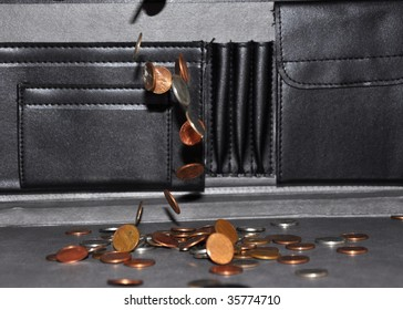Coins Falling