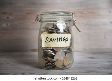 Savings Jars High Res Stock Images Shutterstock
