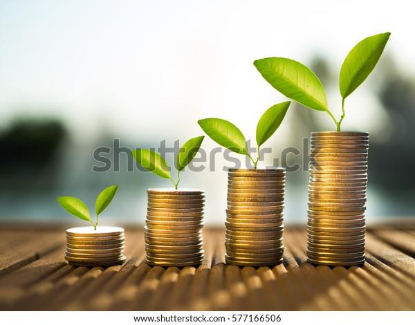 Geldautomaten und Geldmengenanbauanlagen, Sparen von Geld oder Zinsen