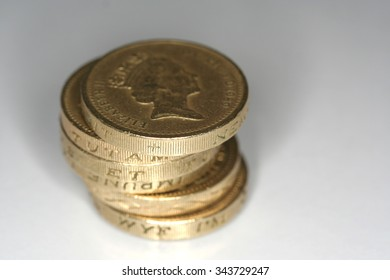 Coins, Money, Pound, Sterling