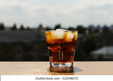 cola, rum, rum-cola, rum and coke