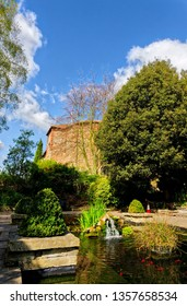 COLCHESTER ESSEX/UK APRIL 19 2017 Colchester Castle, Colchester in Essex