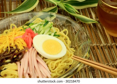 cold Chinese noodles