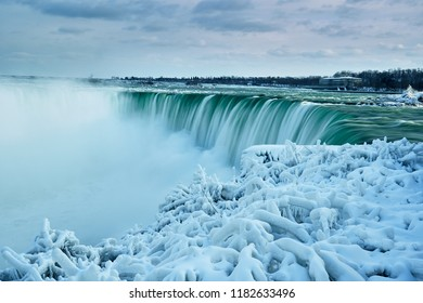 Cold Niagara Falls