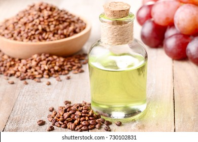 Cold Pressed Grapeseed Oil