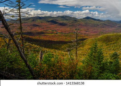 Cold River Country, High Peaks Wilderness Area, Adirondack Forest Preserve, New York