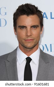 "Colin Egglesfield at the Los Angeles Premiere of ""Something Borrowed,"" Chinese Theater, Hollywood, CA. 05-03-11"