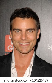 Colin Egglesfield  at the TV GUIDE Magazine's Hot List Party, SLS Hotel, Los Angeles, CA. 11-10-09
