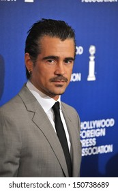 Colin Farrell at the Hollywood Foreign Press Association's 2013 Annual Luncheon at the Beverly Hilton Hotel. August 13, 2013  Beverly Hills, CA