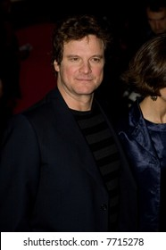 Colin Firth at the St Trinians World Premiere at the Empire Leicester Square on December 10, 2007 in London, England.