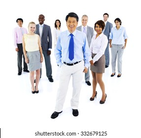 Collaboration Colleagues Corporate Cooperation Concept