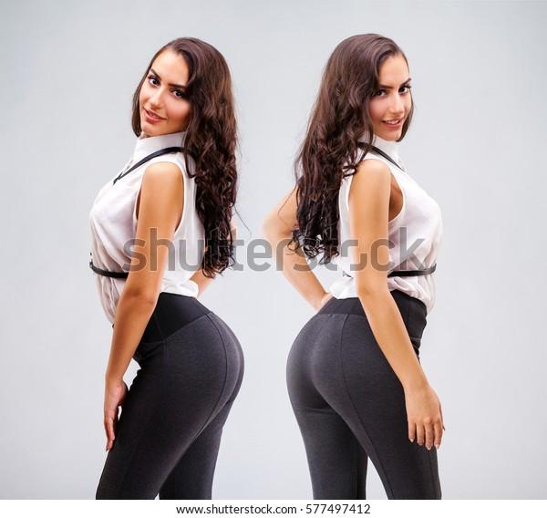 Big Ass Big Tits Latina Teen