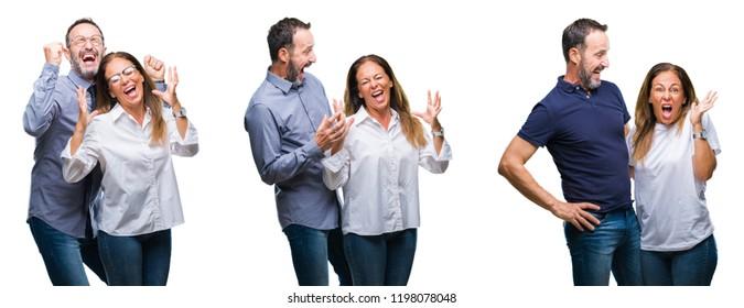 Crazy mature wife