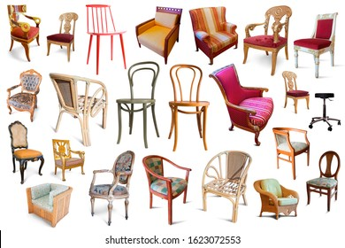 Variety Of Chairs Stock Photos Images Photography Shutterstock