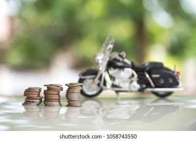 Collect money to buy Big Bike, select focus,Concept.