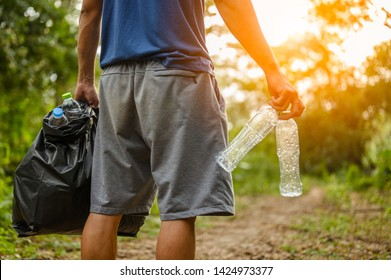 Collect plastic bottles in the garden.Environmentalism & Plastic Awareness.Forest clean-ups.