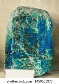 collectible crystal of the Apatite