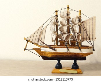 Collectible small ship