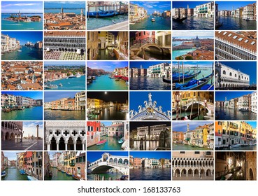 Collection of beautiful photos in Venice, Italy