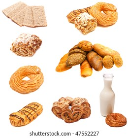 collection of  food. See larger versions of each image separately in my portfolio