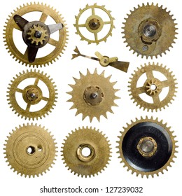 collection machine gear